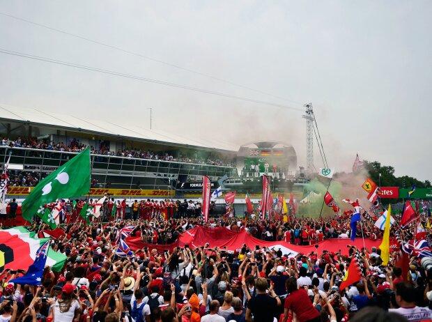Lewis Hamilton, Nico Rosberg, Sebastian Vettel
