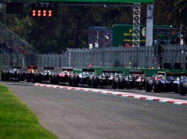 Start Monza