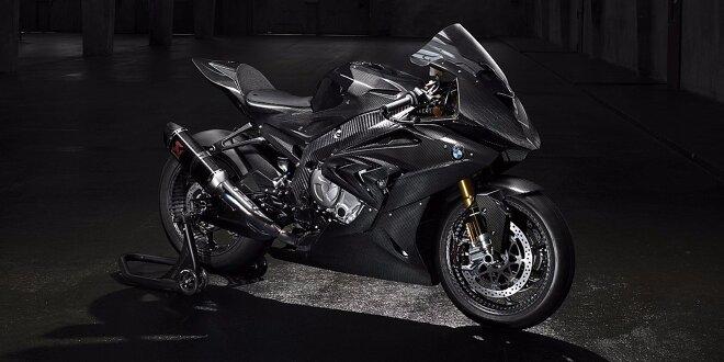 Bmw Motorrad Hp4 Race Das Carbon Monster Kommt 2017