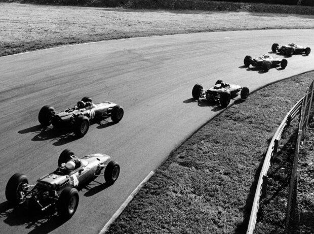 Jackie Stewart, Jim Clark, Drift, Slide