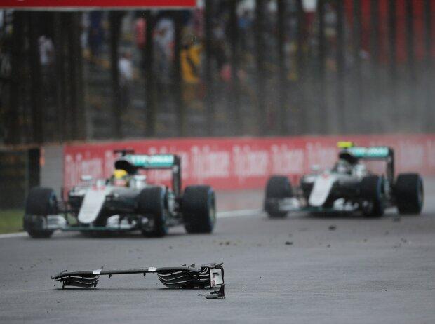 Lewis Hamilton, Nico Rosberg, Marcus Ericsson