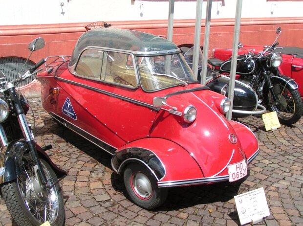 Messerschmitt Kabinenroller KR200