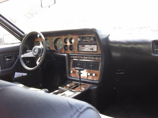 Cockpit eines Bitter CD