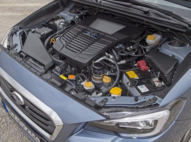 1,6-Liter-Boxermotor des Subaru Levorg
