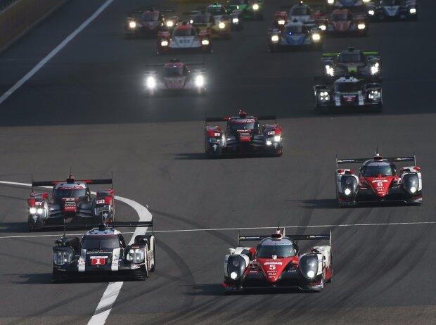 Timo Bernhard, Mark Webber, Brendon Hartley, Anthony Davidson, Kazuki Nakajima