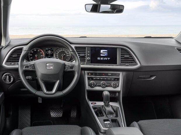 Cockpit des SEAT Leon 2017