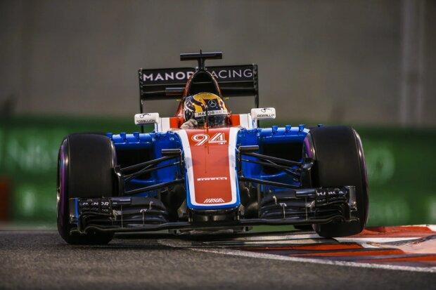 Pascal Wehrlein Manor Manor Racing F1 ~Pascal Wehrlein (Manor) ~
