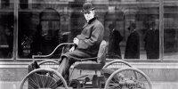 Henry Ford im Quadricycle