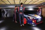 Dani Sordo, Thierry Neuville und Hayden Paddon enthüllen ihr neues Auto