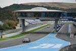 Mercedes in Jerez