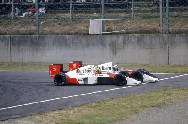 Alain Prost McLaren McLaren Honda F1 ~ Alain Prost ~