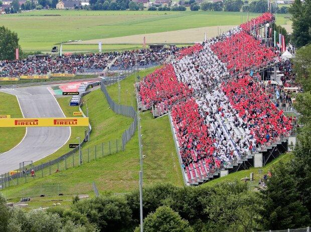 55.000 Zuschauer bei der Formel 1 in Österreich 2015