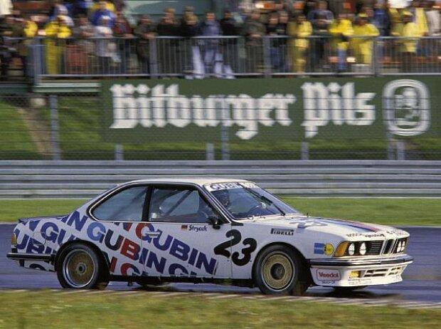 Volker Strycek, BMW, DTM, 1984