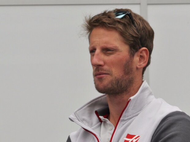 Eric Boullier, Romain Grosjean