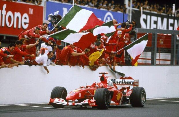 Michael Schumacher Ferrari Scuderia Ferrari F1 ~Michael Schumacher ~