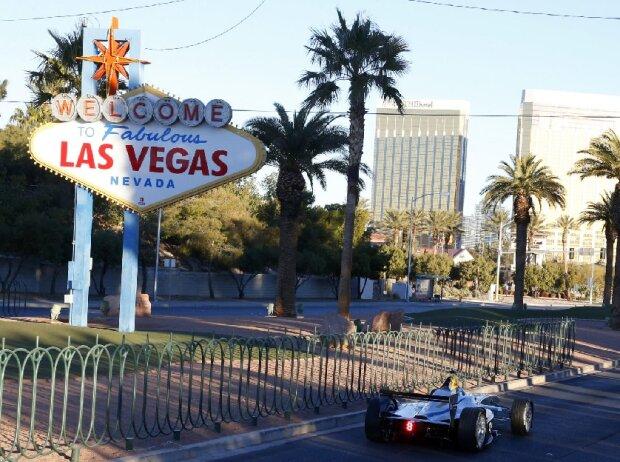 Formel E, Las Vegas
