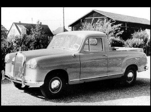 Mercedes-Benz 180 D Pritsche (1955)