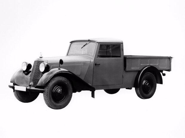 Mercedes-Benz V 170 Pritschenwagen (1946-1949)