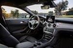 Innenraum des Mercedes-Benz GLA