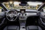 Cockpit des Mercedes-Benz GLA