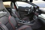 Innenraum des Mercedes-AMG GLA 45 4Matic