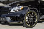 Mercedes-AMG 45 4Matic Yellow Night Edition