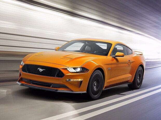 Ford Mustang V8 Gt 2017 Technische Daten Preis Austattung