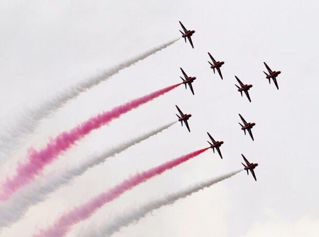 Red Arrows Silverstone