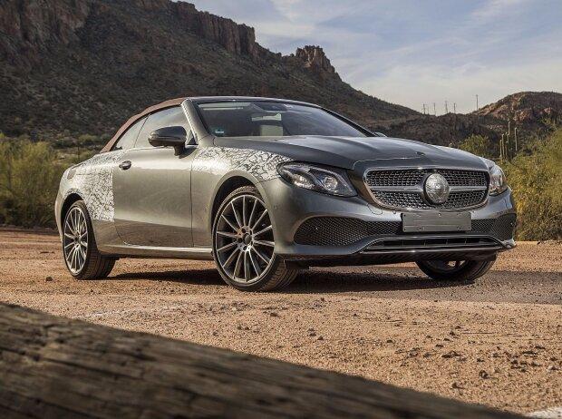 Mercedes E Klasse Cabrio 2017 Genuss und Präzision