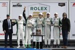 Daniel Morad und Michael Christensen (Porsche)