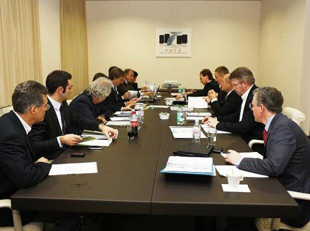 FOTA-Meeting in Genf