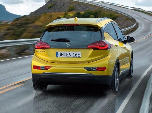 Heck des Opel Ampera-e 2017