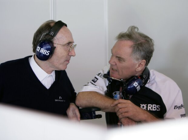 Patrick Head, Frank Williams