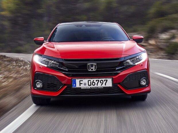 Honda Civic 2017 Daten Preise Und Motoren Der Kampfansage Nr 10