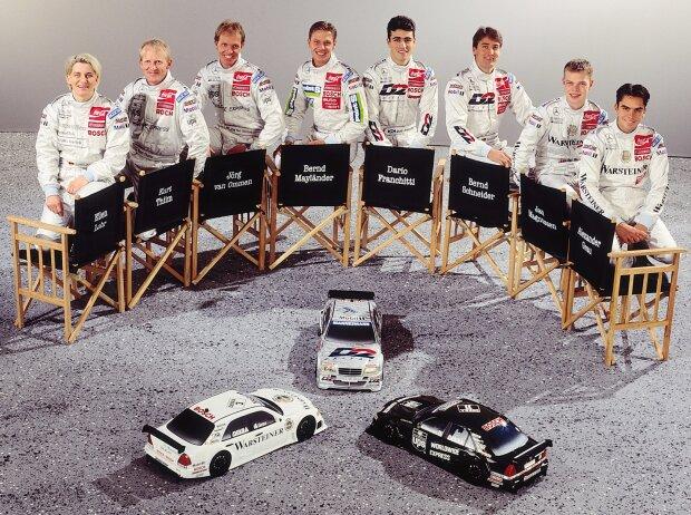 Mercedes ITC 1996