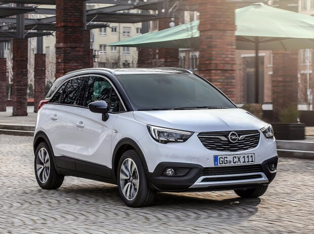 opel crossland x 2017 alle infos zu technischen daten abmessungen motoren. Black Bedroom Furniture Sets. Home Design Ideas