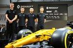 Nachwuchsfahrer von Renault