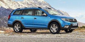 Dacia Logan MCV: News, Gerüchte, Tests