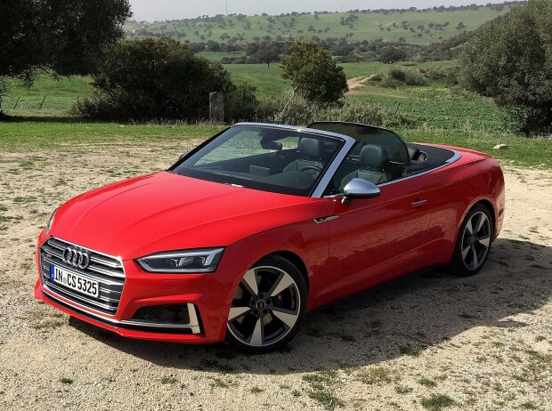 audi a5 cabrio 2017 infos zu preis motoren technische daten. Black Bedroom Furniture Sets. Home Design Ideas