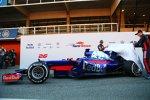 Carlos Sainz und Daniil Kwjat (Toro Rosso)