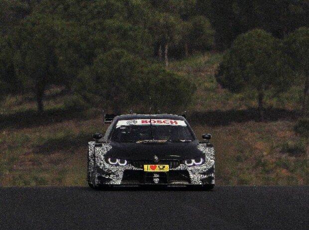 BMW Test neuer M4 2017
