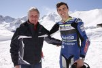 Paolo Ciabatti (Ducati-Sportdirektor) & Loris Baz