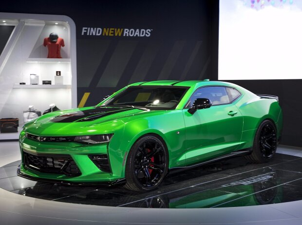 Chevrolet Camaro Track Concept 2017
