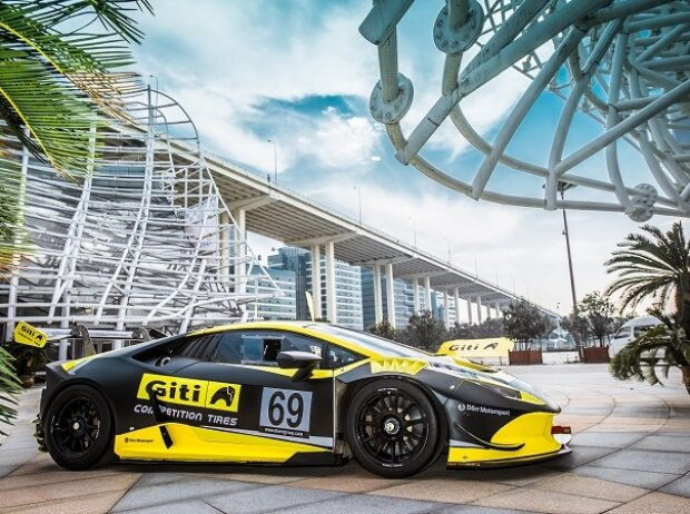 Dörr Motorsport, Lamborghini Huracan, Giti Tire