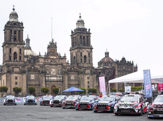 WRC-Autos