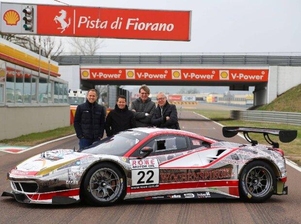 Wochenspiegel-Ferrari