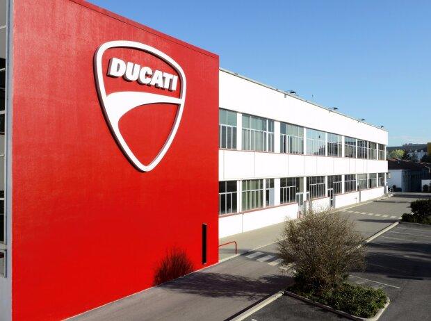 Ducati Fabrik Bologna