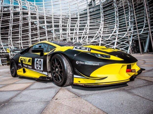 Dörr Motorsport, Lamborghini Huracan Super Trofeo