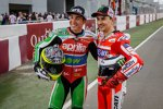 Aleix Espargaro und Jorge Lorenzo