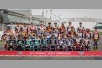 Die Moto3-Fahrer 2017